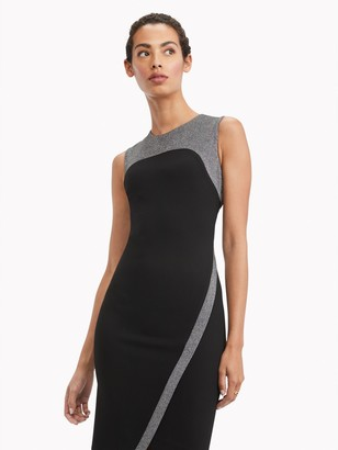 Tommy Hilfiger Essential Asymmetrical Sleeveless Dress