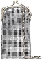 Paco Rabanne Pixel 1969 chain-mail crossbody bag