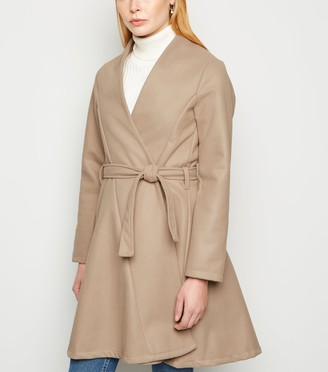 New Look Urban Bliss Belted Coat