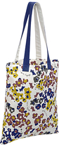 Radley Roar Cotton Medium Tote Bag, Multi