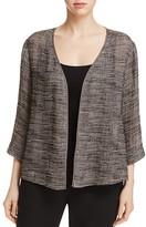 Eileen Fisher Petites Textured Kimono Jacket
