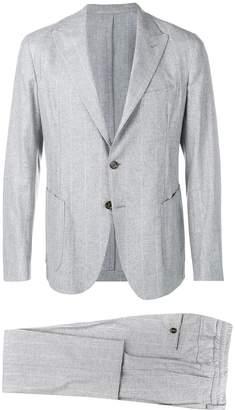 Eleventy two piece pinstripe suit