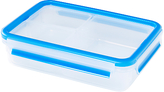 Zyliss Fresh Rectangle Food Storage with 3 Inserts, 1.2L