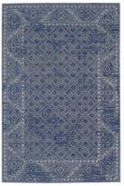 Ecarpetgallery Sapphire Indoor/Outdoor Flatweave Rug