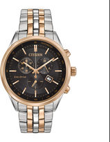 Citizen Eco-Drive Mens Chronograph Watch AT2146-59E