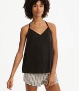 LOFT Lou & Grey Fluid Crossback Cami