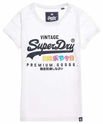Superdry Women's Premium Goods Puff T-Shirt