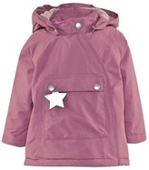 Mini A Ture Wang Anorak Mauve Coat