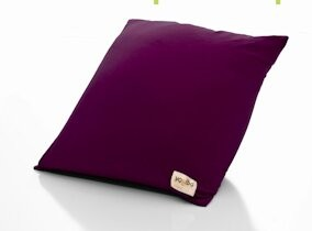 Yogibo Indoor Bean Bag Chair Upholstery: Bright Purple