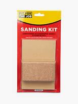 Sanderson Fit For The Job DIY Sanding Kit