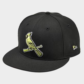 New Era St. Louis Cardinals MLB Cyber Green 9FIFTY Snapback Hat
