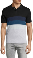 Parke & Ronen Men's Sunset Knit Polo