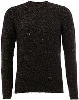 Roberto Collina flocked pullover