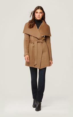 Soia & Kyo BRIDGETTE mid-length double-face wool coat