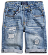 Lucky Brand Light Wash Costa Shorts - Boys