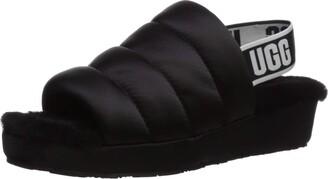 UGG Women's Puff Yeah Wedge Sandal