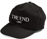 Off-White The End embroidered cap
