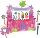 Stephen Joseph Princess Puppet Play & Craft Set