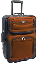 """Traveler's Choice Amsterdam 25"""" Expandable Rolling Upright"""