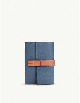 Loewe Small vertical calfskin wallet