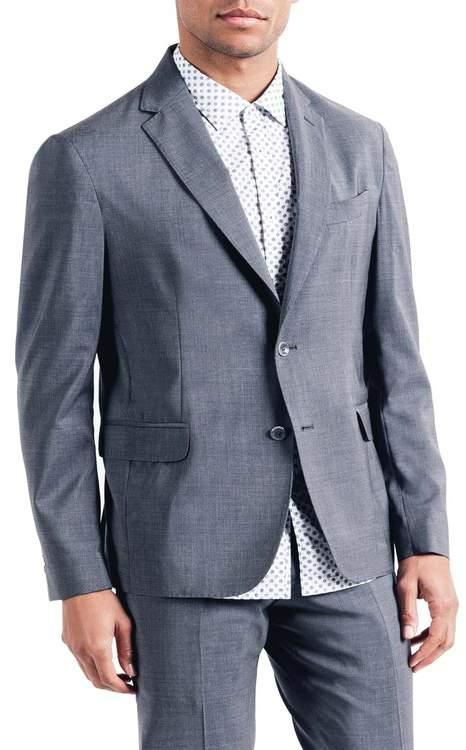 Good Man Brand Uptown Trim Fit Stretch Wool Sport Coat