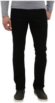 AG Adriano Goldschmied The Matchbox in Black Bird Men's Jeans
