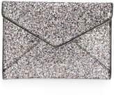 Rebecca Minkoff sequin envelope clutch