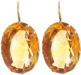 Olivia Collings Antique Jewelry Citrine Earrings