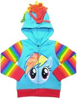 My Little Pony Rainbow Dash Embellished Hoodie
