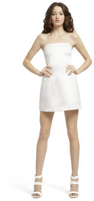 Alice + Olivia MATIRA STRAPLESS MINI DRESS