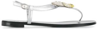 Giuseppe Zanotti Tropical Hali sandals