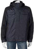 ZeroXposur Men's Amped Colorblock 3-in-1 Systems Jacket