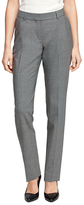 Brooks Brothers Lucia Fit Wool Trousers