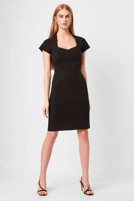 French Connection Penina Beau Jersey Bodycon Dress