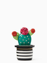 Kate Spade Scenic route 3D cactus coin purse