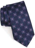 Nordstrom Men's Geometric Medallion Silk Tie