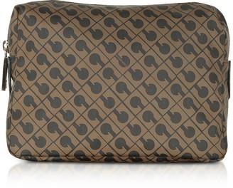 Gherardini Signature Fabric Softy Cosmetic Case