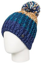 Roxy SNOW Women's Polly Block Pom Pom Beanie