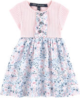 Lili Gaufrette Dress and matching bloomers