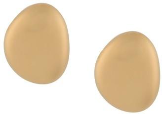 Marni Oval Shaped Clip Earrings