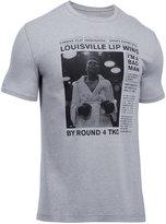 Under Armour Men's Muhammad Ali Cotton Graphic-Print T-Shirt