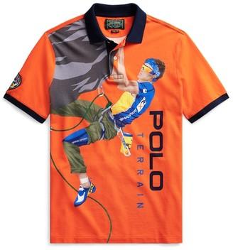 Ralph Lauren Classic Fit Terrain Polo Shirt