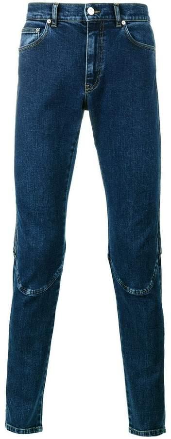 Kenzo Biker slim-fit jeans