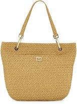 Eric Javits Squishee® Straw Clip II Tote Bag
