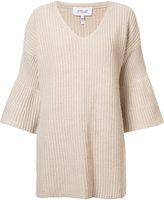 Derek Lam 10 Crosby V-neck knitted sweater - women - Wool - M
