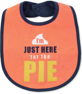 Carter's Here For The Pie Thanksgiving Bib, Baby Boys & Girls (0-24 months)