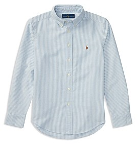 Ralph Lauren Polo Boys' Oxford Shirt - Big Kid