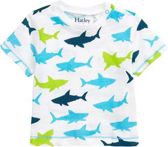 Hatley Great White Sharks Graphic Tee
