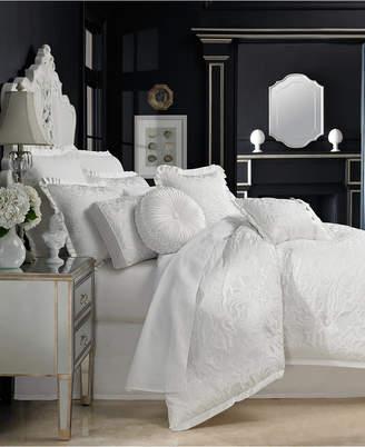 J Queen New York Carmella 4-Pc. Queen Comforter Set Bedding