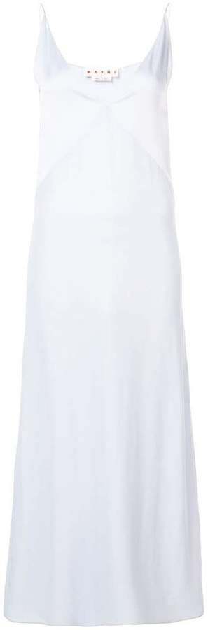 Marni A-line shift dress